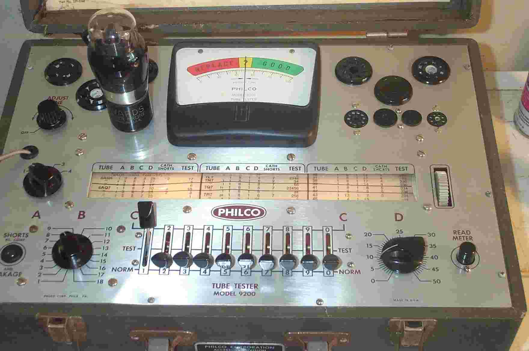 Radio Shack Capacitance Meter : Capacitor tester radio shack images